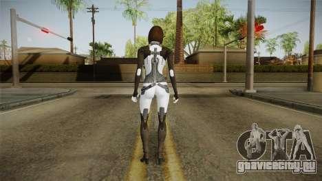 Mass Effect 3 Miranda Short Hair для GTA San Andreas третий скриншот