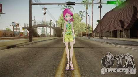 Tecna Skin v4 для GTA San Andreas второй скриншот