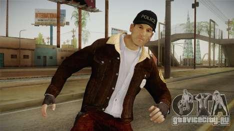 Shane TWD Comic Skin для GTA San Andreas