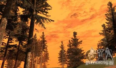 Новый более реалистичный Timecycle by Luke126 для GTA San Andreas двенадцатый скриншот