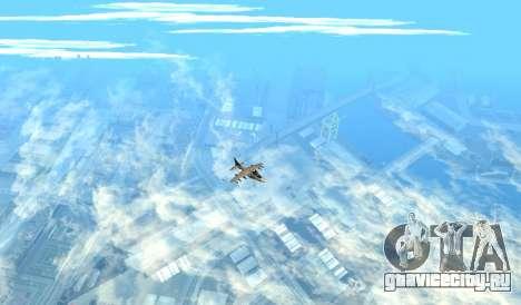 Новый более реалистичный Timecycle by Luke126 для GTA San Andreas четвёртый скриншот