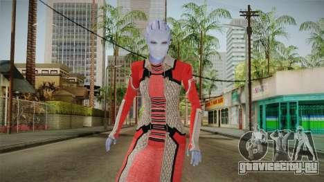 Mass Effect 2 Matriarch Aethyta для GTA San Andreas