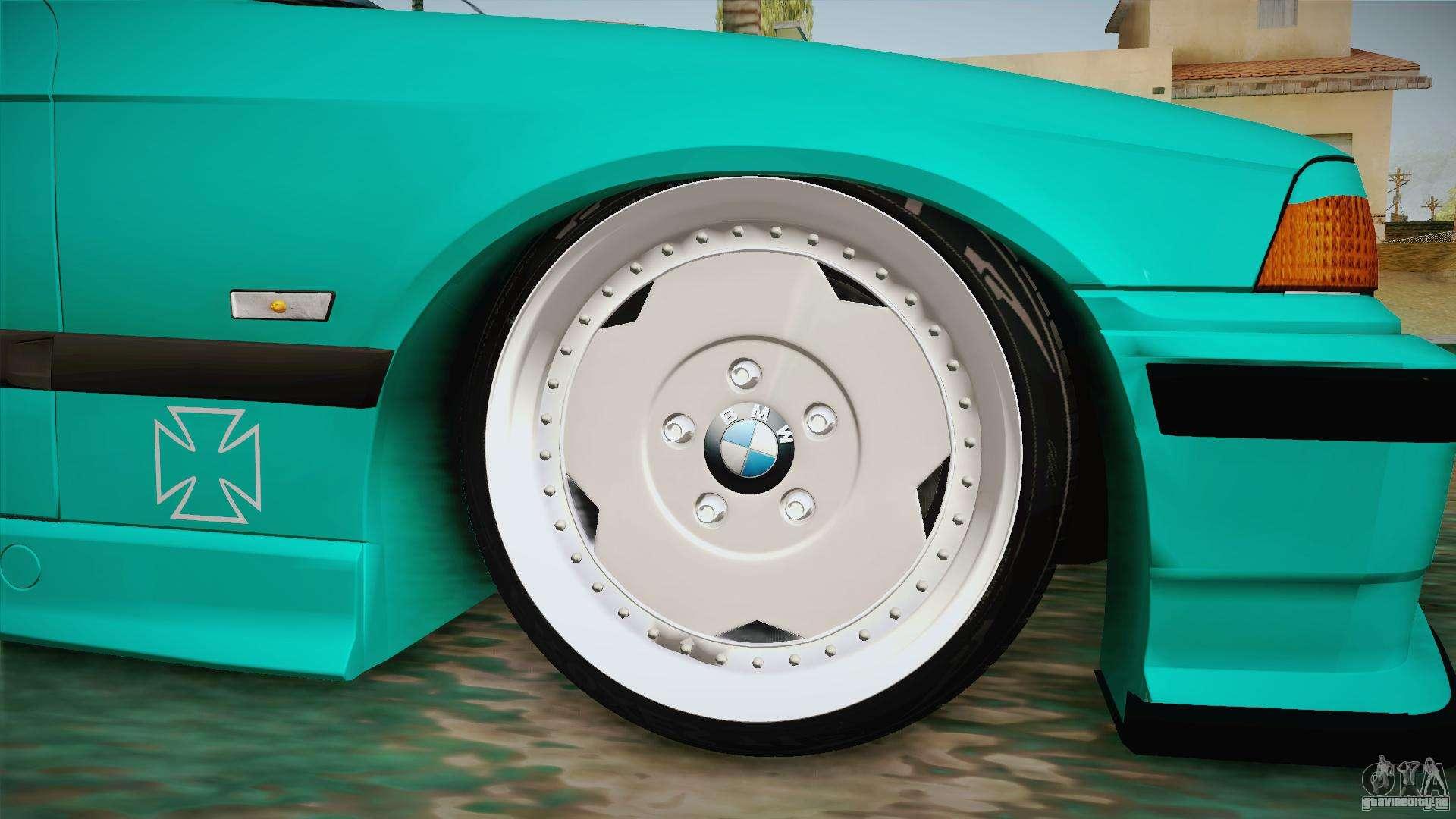 BMW e38 для 3d инструктор