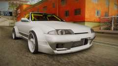 Nissan Skyline R32 Cabrio Drift Rocket Bunny v1