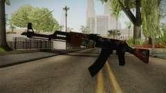 CS: GO AK-47 Jet Set Skin для GTA San Andreas