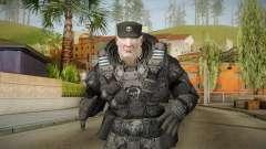 Colonel Victor Hoffman Skin для GTA San Andreas