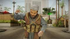 Medal Of Honor 2010 Taliban Skin v8 для GTA San Andreas