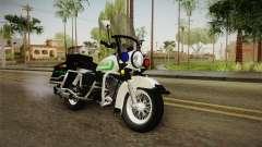 New Police Bike v1 для GTA San Andreas