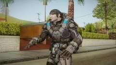 Marcus Fenix Skin v1 для GTA San Andreas