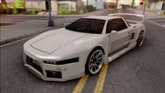 BlueRay Infernus V910 для GTA San Andreas