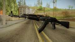 CS: GO AK-47 Elite Build Skin