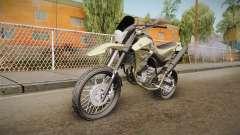 Yamaha XT660 для GTA San Andreas