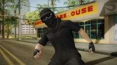GTA Online: Black Army Skin v1 для GTA San Andreas