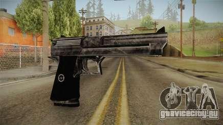 Silent Hill Downpour - .45 Pistol SH DP для GTA San Andreas