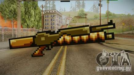 Metal Slug Weapon 12 для GTA San Andreas