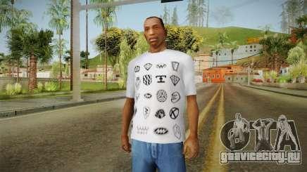 GTA 5 Special T-Shirt v18 для GTA San Andreas