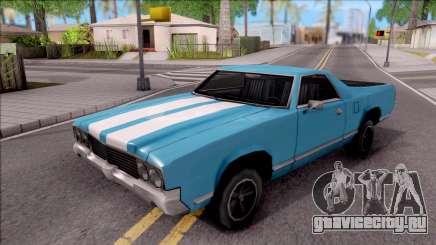 Sabre La Destino Turbo для GTA San Andreas