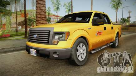 Ford F150 2010 для GTA San Andreas