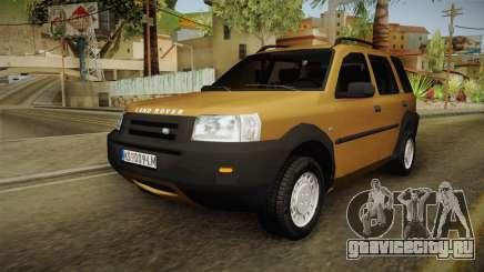 Land Rover Freelander v6 для GTA San Andreas