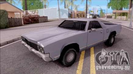 Sabre La Destino Regular для GTA San Andreas