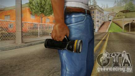 Silent Hill Downpour - Flashlight SH DP для GTA San Andreas