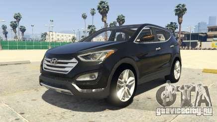 Hyundai Santa Fe 2013 для GTA 5