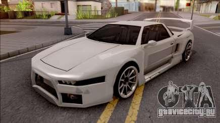 BlueRay Infernus V910 для GTA San Andreas
