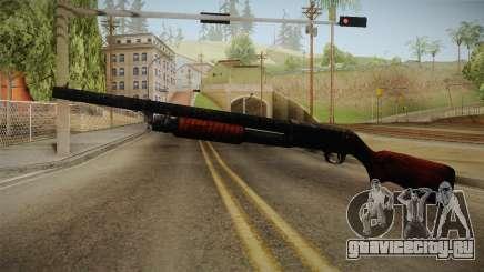 Silent Hill Downpour - Shotgun SH DP для GTA San Andreas