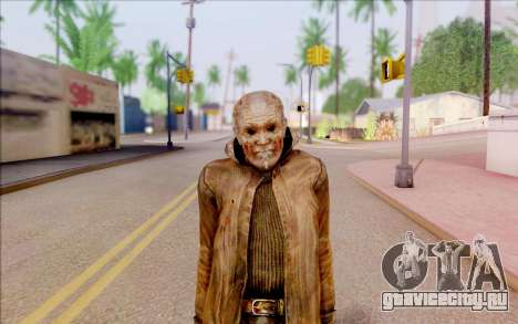 Ворон из S.T.A.L.K.E.R для GTA San Andreas третий скриншот