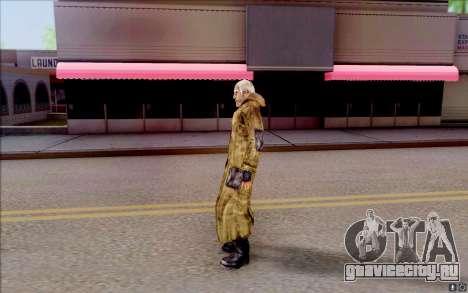 Выродок в плаще из S.T.A.L.K.E.R для GTA San Andreas второй скриншот