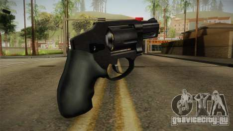 Taurus 850 Revolver для GTA San Andreas второй скриншот