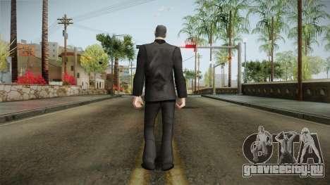 Memati Bas Skin для GTA San Andreas третий скриншот