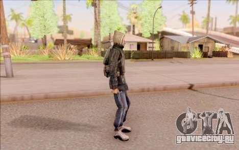 Дегтярёв в бандитской куртке из S.T.A.L.K.E.R. для GTA San Andreas третий скриншот