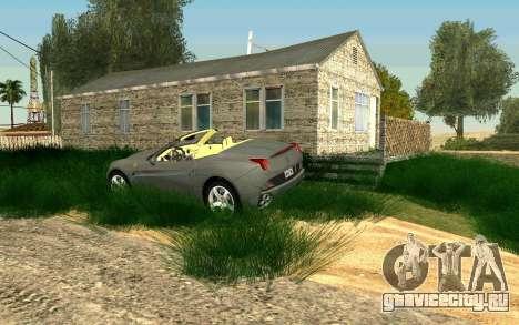 Оживление деревни Форт Карсон для GTA San Andreas седьмой скриншот
