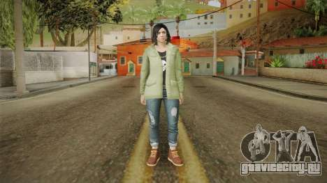 Smuggler Run DLC Skin 2 для GTA San Andreas второй скриншот