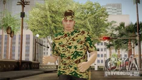 DLC GTA 5 Online Skin 3 для GTA San Andreas