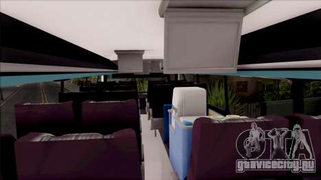 Trans El Dorado Bus для GTA San Andreas
