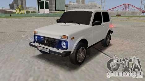 Niva Dorjar 34 FD 046 для GTA San Andreas