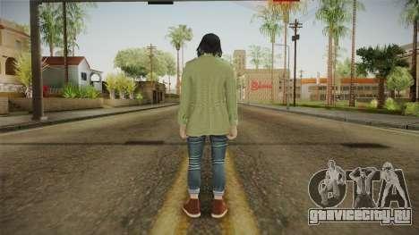 Smuggler Run DLC Skin 2 для GTA San Andreas третий скриншот