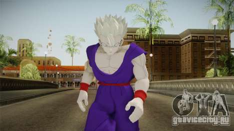 Gohan Skin HD 1 для GTA San Andreas