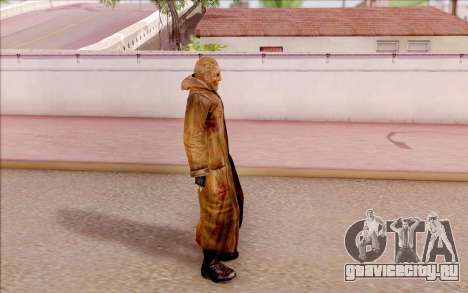 Ворон из S.T.A.L.K.E.R для GTA San Andreas четвёртый скриншот