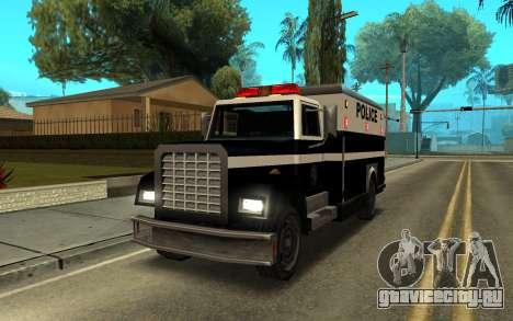 Enforcer под ELM для GTA San Andreas