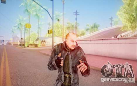 Пахан из S.T.A.L.K.E.R для GTA San Andreas шестой скриншот