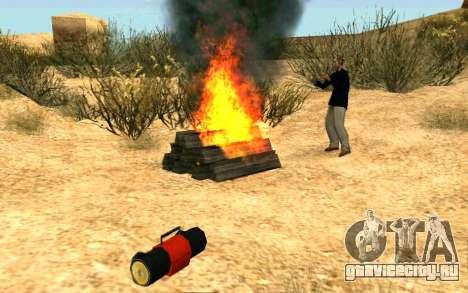 Меккер, Пол и Розенберг после сюжета для GTA San Andreas