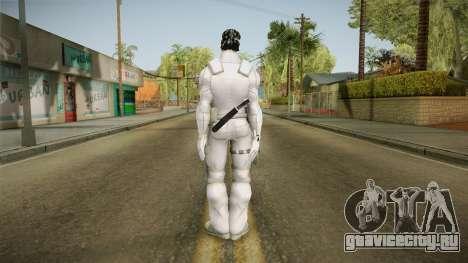Punisher Dead Winter Skin для GTA San Andreas третий скриншот