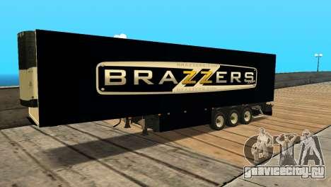 Прицеп Brazzers для GTA San Andreas