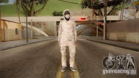 DLC GTA 5 Online Skin 2 для GTA San Andreas второй скриншот