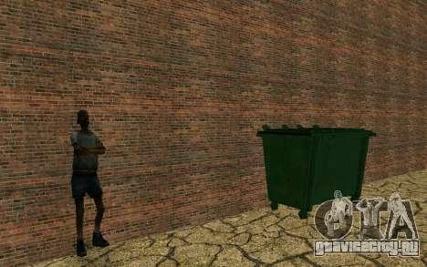 Оживление деревни Форт Карсон для GTA San Andreas одинадцатый скриншот