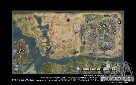 Вечеринка в доме CJ для GTA San Andreas одинадцатый скриншот