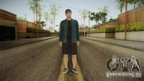 GTA Online - Raul Skin для GTA San Andreas второй скриншот